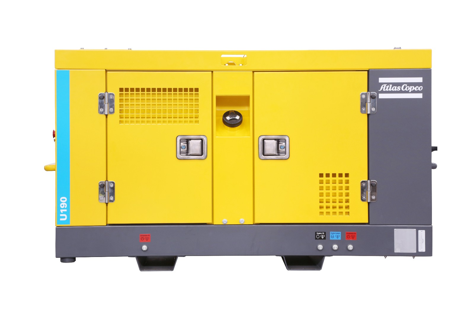 Motocompressore Atlas Copco U190 in vendita