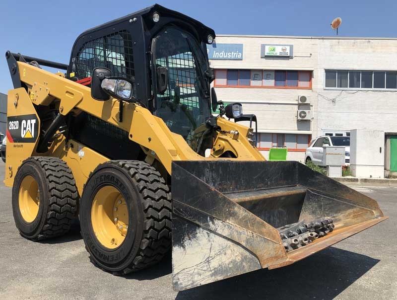 Minipala Caterpillar CAT 262D