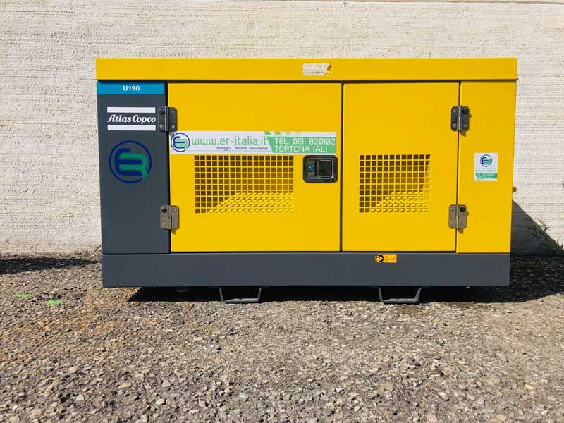 Atlas Copco Motocompressore U 190