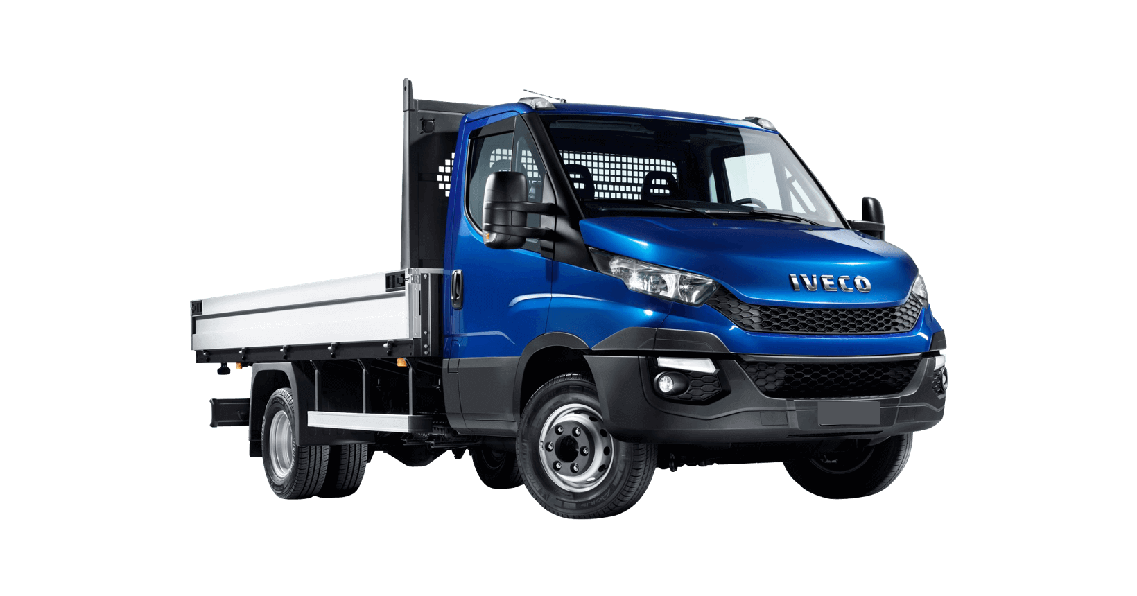 Iveco Daily con cassone ribaltabile